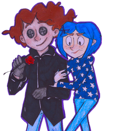 Coraline transparent wybie. Other tumblr lets just