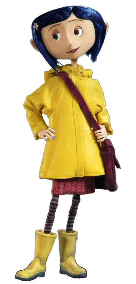 Coraline transparent. Universe of smash bros