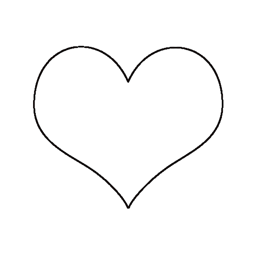 Corazón png heart line. Image about corazon in