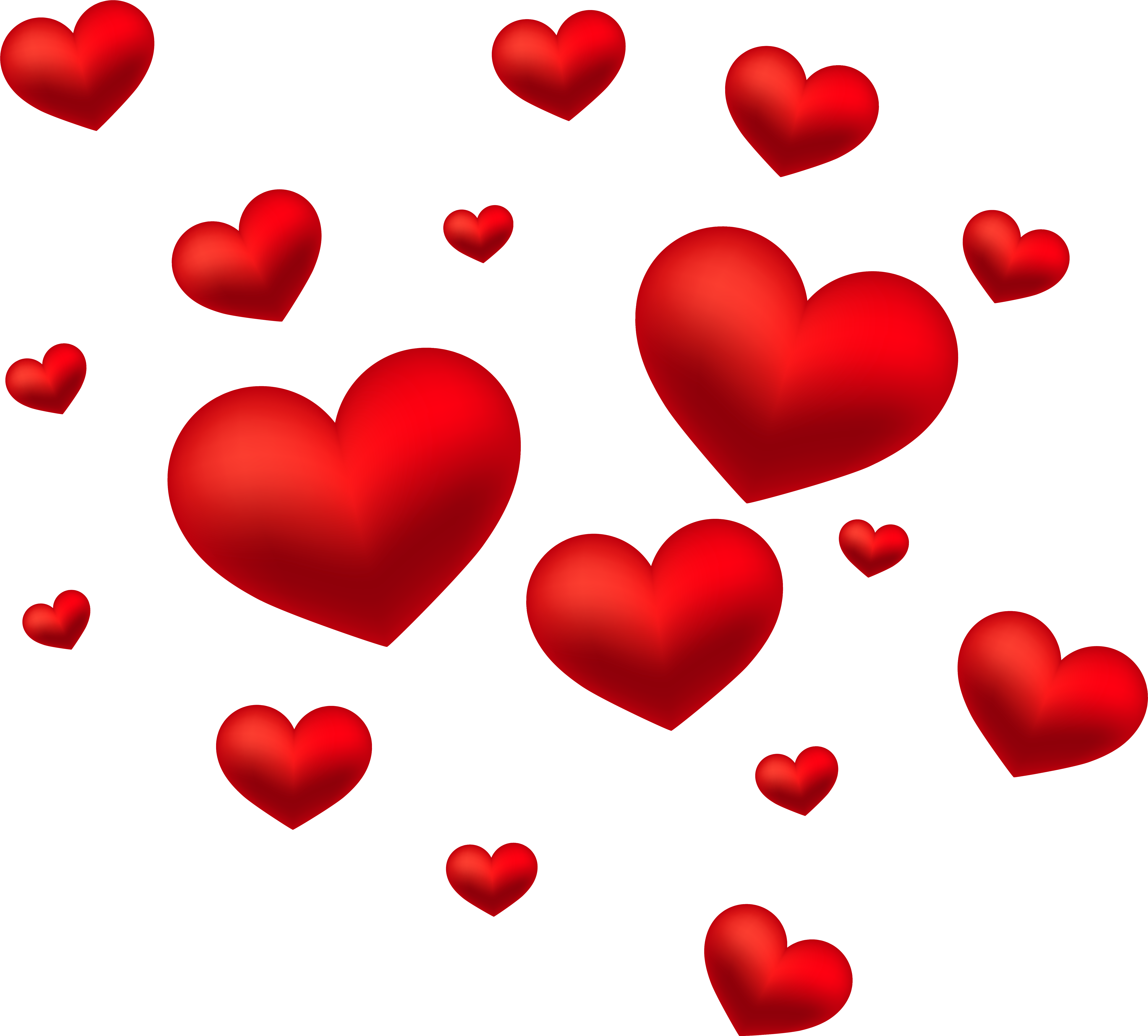 Corazones png. Download hd free images