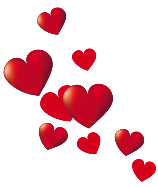 Corazones png. Hearts picture pinterest inspiracional