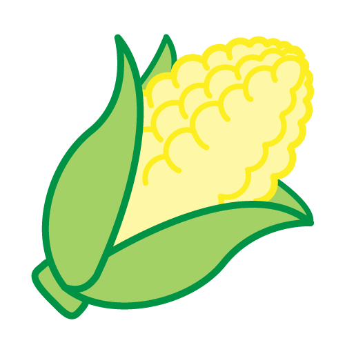 Corn cartoon png. Clipart
