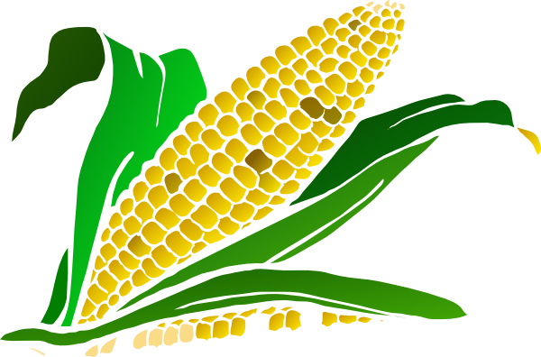 Corn clipart animated. Gradient clip art library