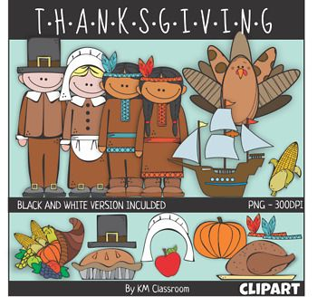 Corn clipart mayflower. Thanksgiving color and line