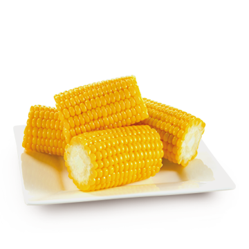 Corn on the cob png. Red rooster