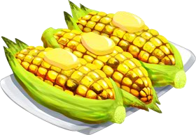 Corn png bbq. Image recipe grilled on