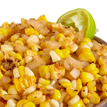 Corn png bbq. Barbecue and onion salad