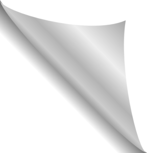 Page vector flipped paper. Clip art at clker