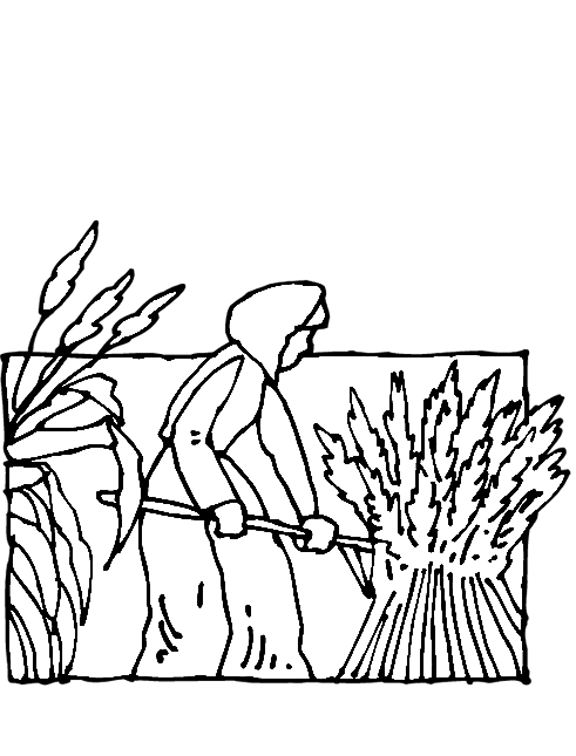 Farm field at getdrawings. Cornfield drawing banner free library