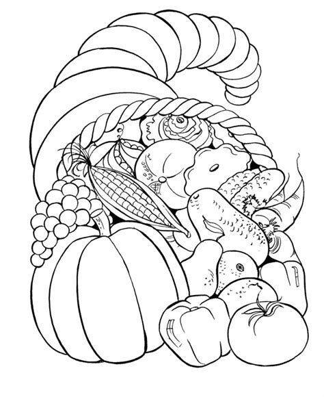 Free Free Printable Cornucopia Coloring Pages, Download Free Clip Art, Free  Clip Art on Clipart Library | 580x474