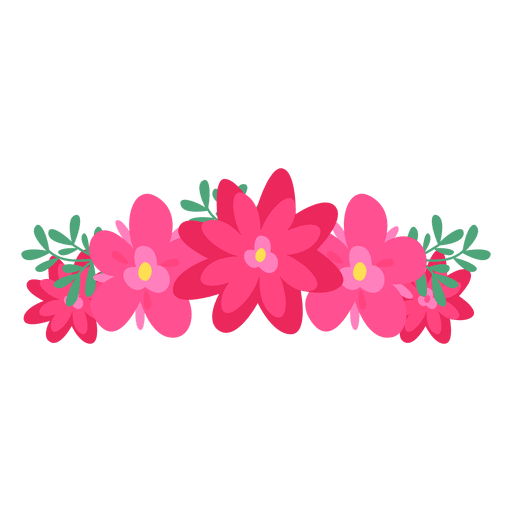 vector flores png