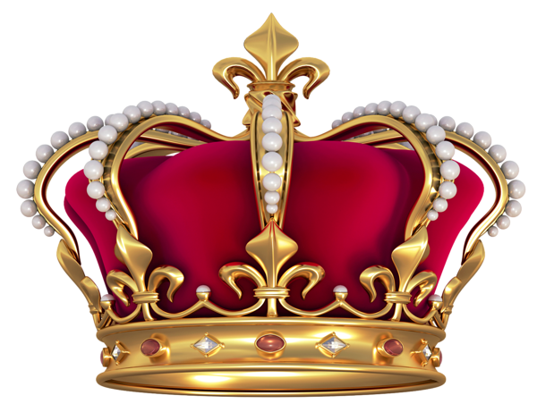 Evil queen crown png. French with pearls clipart