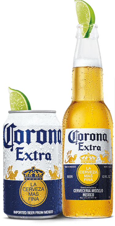 Corona transparent apple cider. The official website of