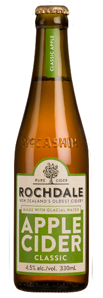 Corona transparent apple cider. Buy rochdale traditional bottle