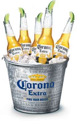 Corona transparent bucket. Png see all
