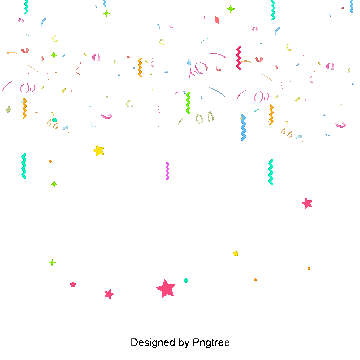 Vector glitter powerpoint. Birthday background png images