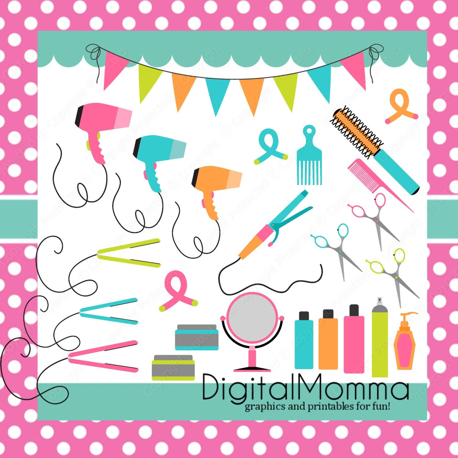 15 Cosmetology Clipart Hair Stylist For Free Download On Ya Webdesign