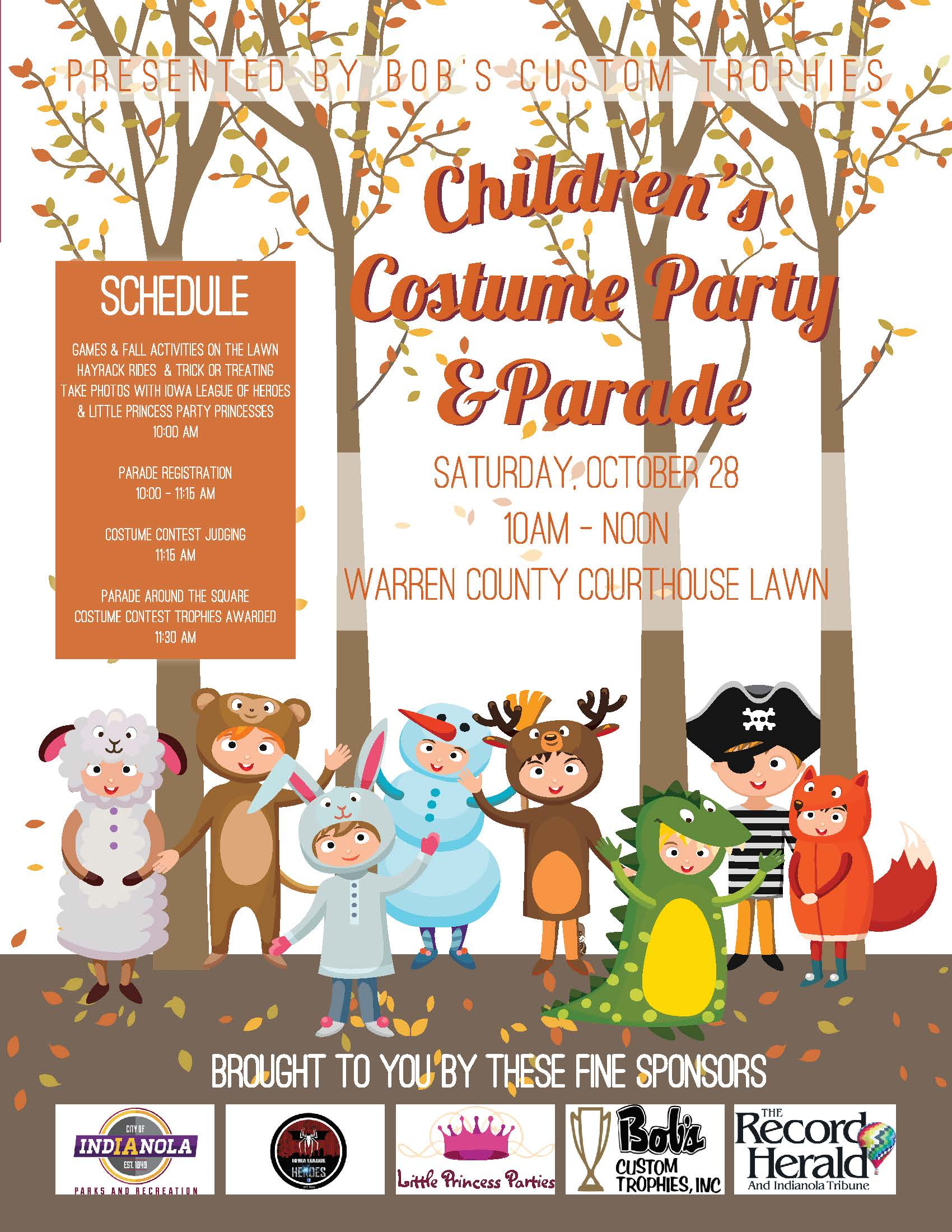 Costume clipart fall activity. Indianola ia official website