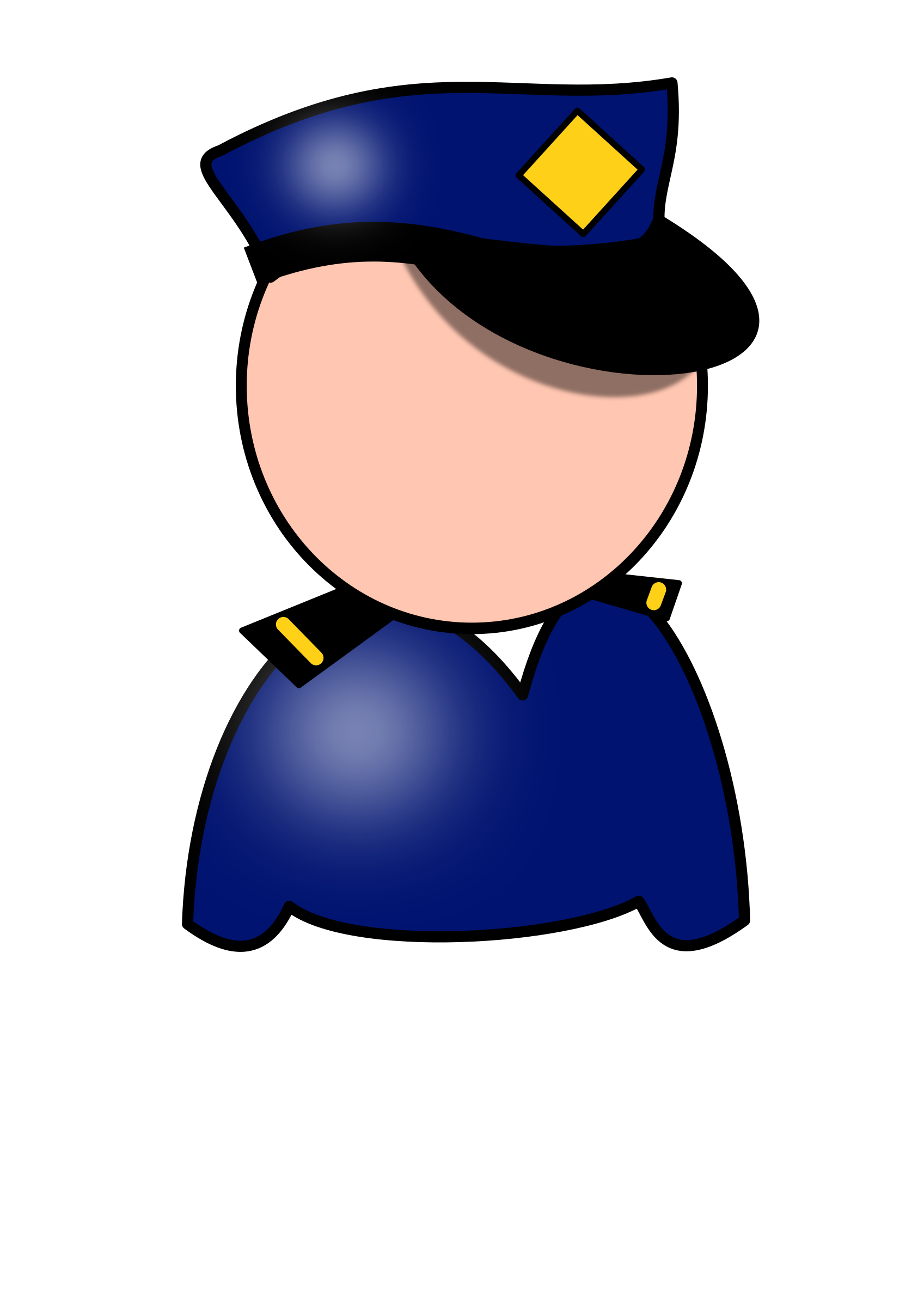 Costume clipart policeman. Big image png