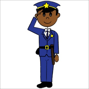 Costume clipart policeman. Free image computer clip