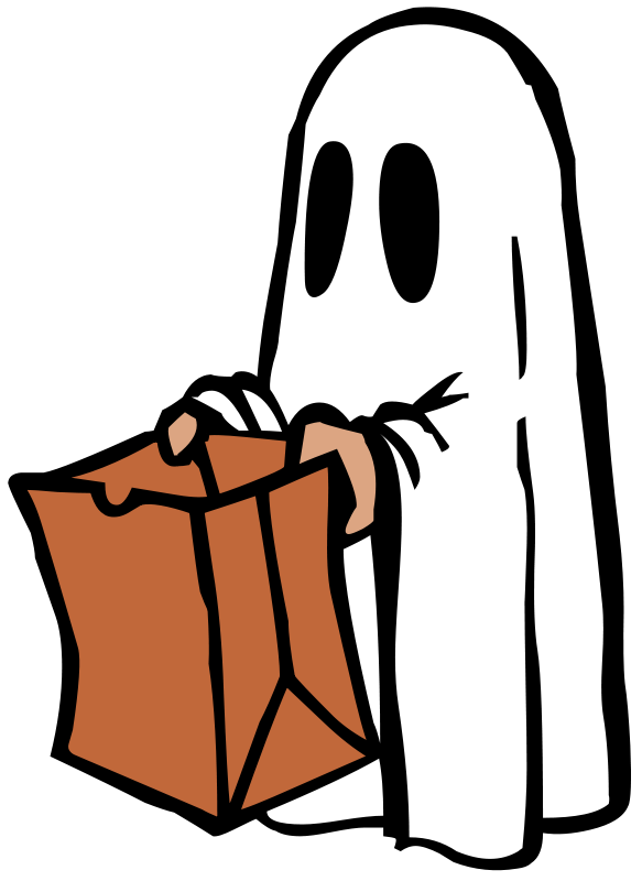 Costume drawing ghost. Free clipart at getdrawings
