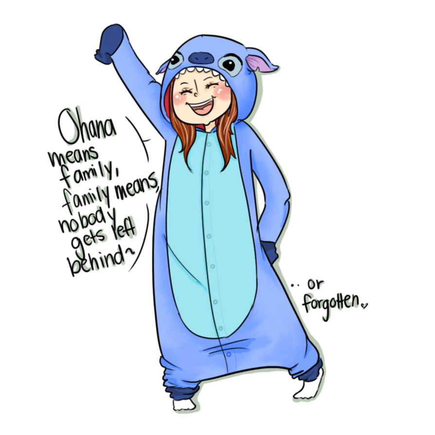 Costume drawing stitch. Onesie by seizeyourdiem on