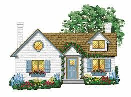 Best houses images on. Cottage clipart vector black and white download
