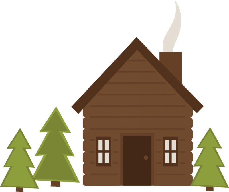 Cottage clipart cottage house. Small transparent clip art