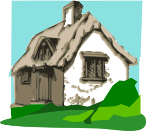 Cottage clipart cottage house. Free cliparts download clip