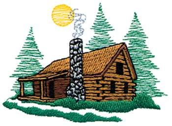 Attractive inspiration ideas cabin. Cottage clipart campground svg library