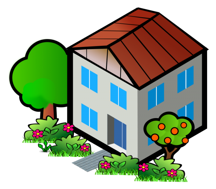 Cottage clipart cottage house. Png vector psd peoplepng
