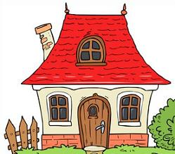 Cottage clipart cottage house. Free tags houses