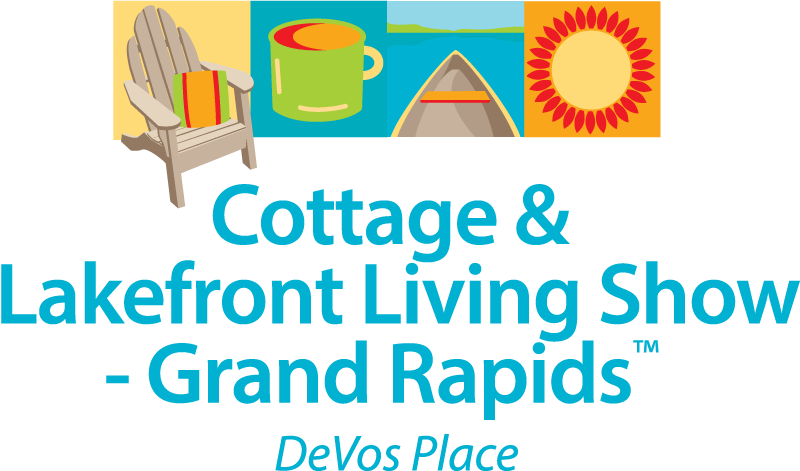Cottage clipart front garden. Lakefront living show grand
