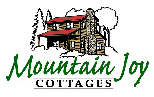 Cottage clipart frontyard. Cabin rentals at mountain