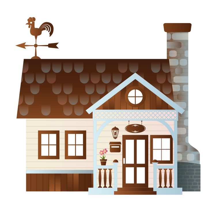 Cottage clipart kid. Best housy images