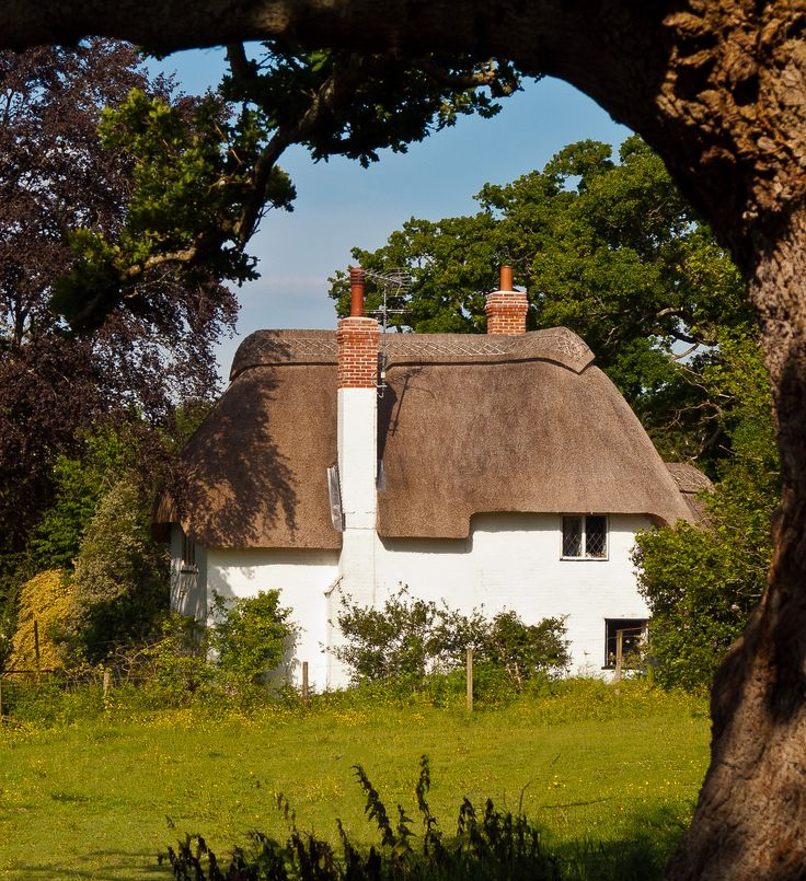 Cottage clipart straw roof. Best thatched cottages