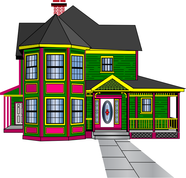 Cottage clipart townhouse. Free cliparts download clip