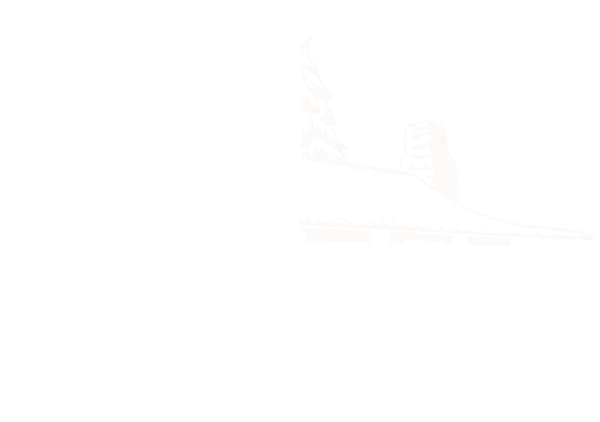 Cottage vector mountain cabin. Collection of free download