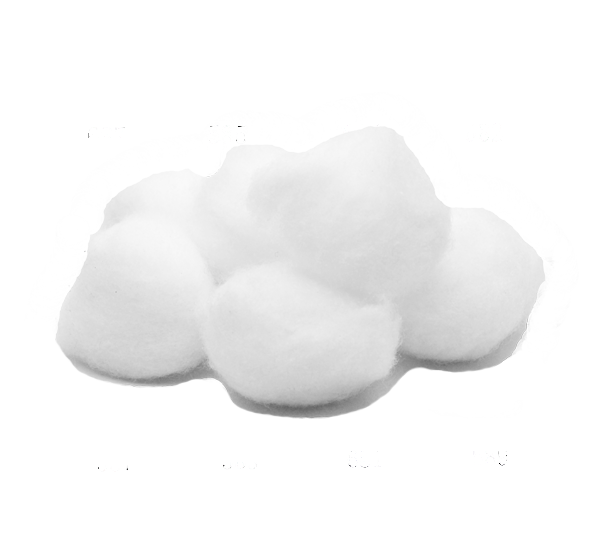 Cotton ball png