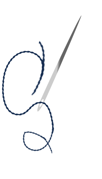 Cotton svg clip art. Needle and at clker