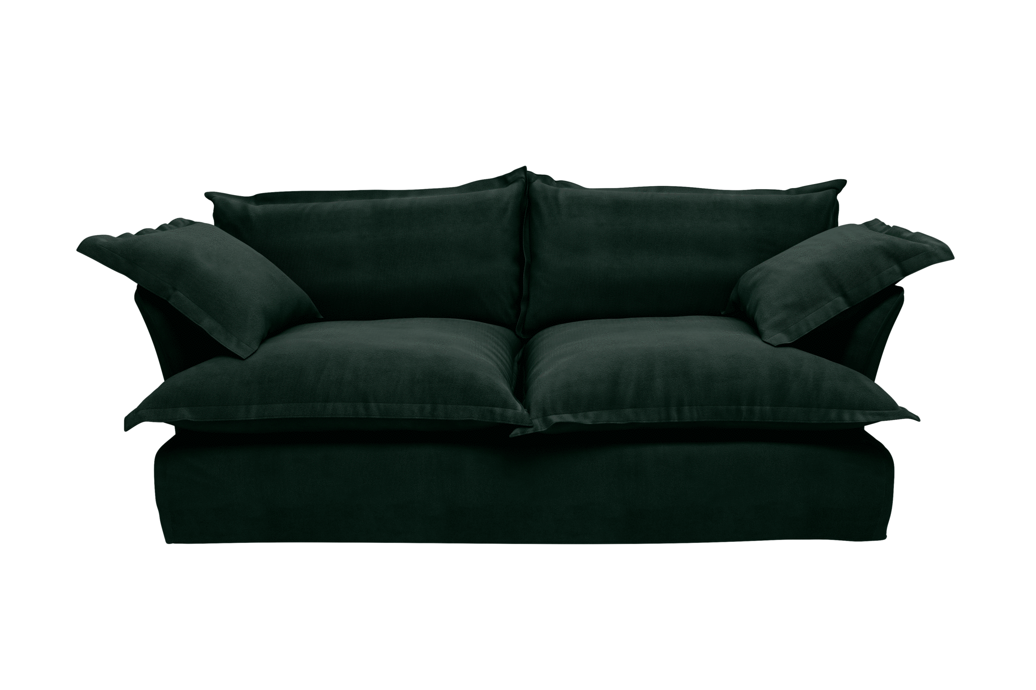 Couch back view png. Sofas maker son corduroy