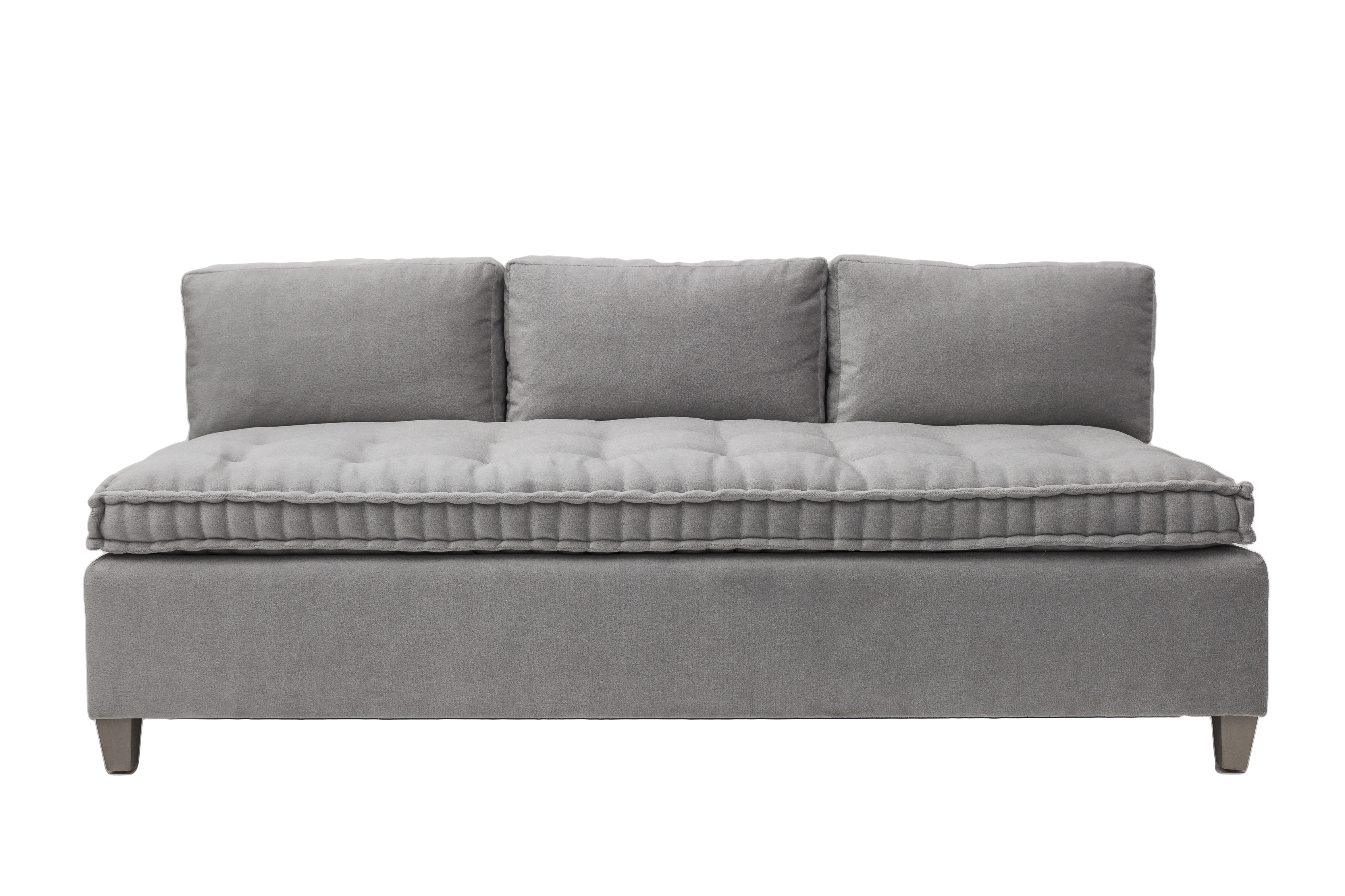 Couch back view png. Baxter sofa contemporary sofas