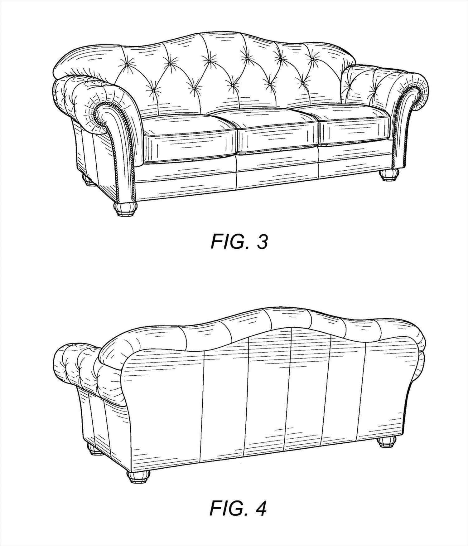 Couch clipart back couch. Drawing i locutus co