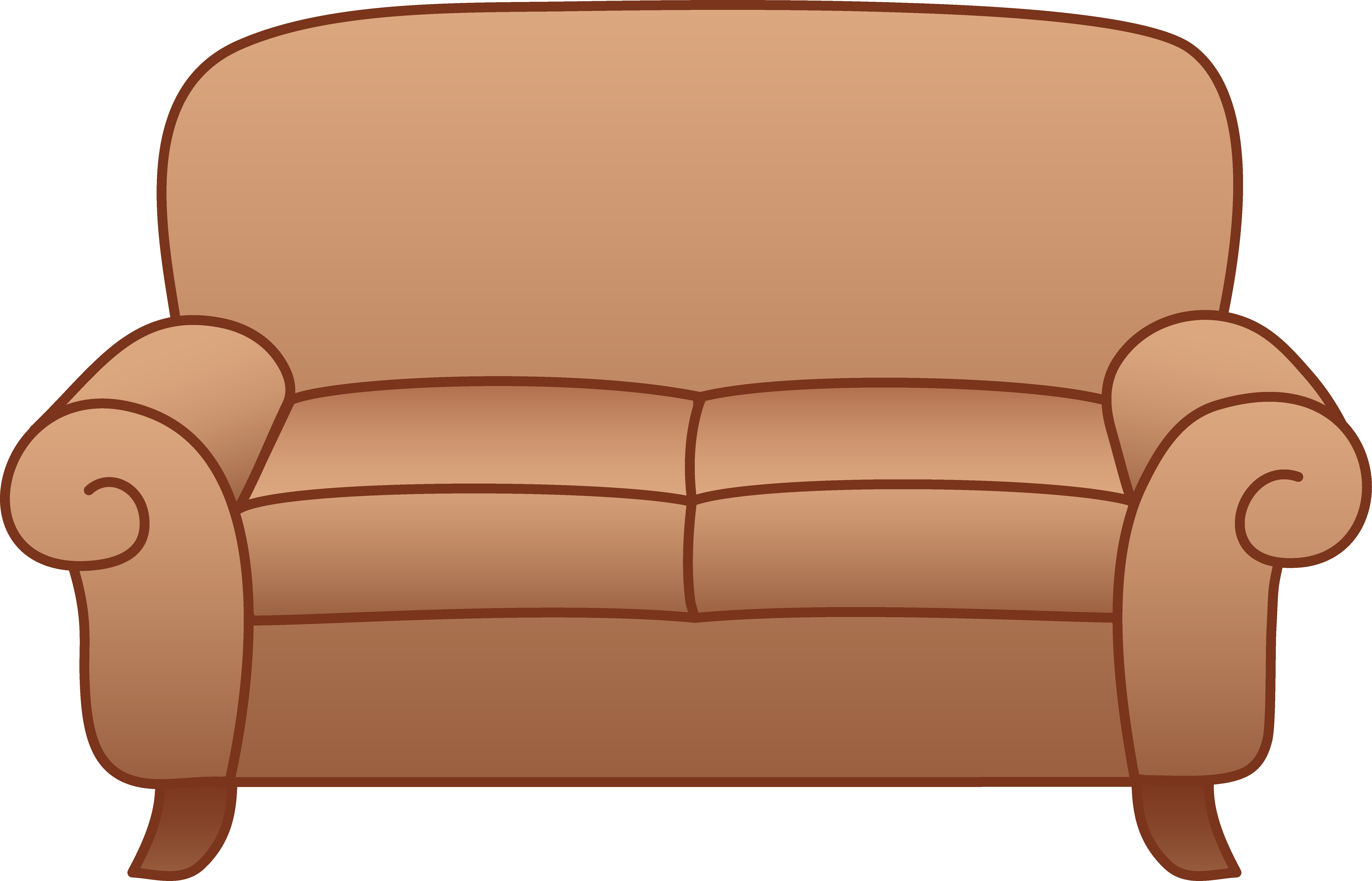 Couch clipart sofa. Txnemgxc png african art