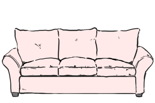 Couch drawing png. Meme tumblr