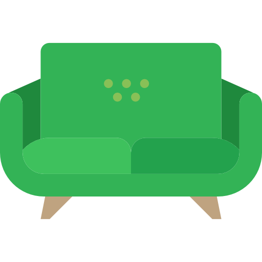 Couch icon png. Free buildings icons