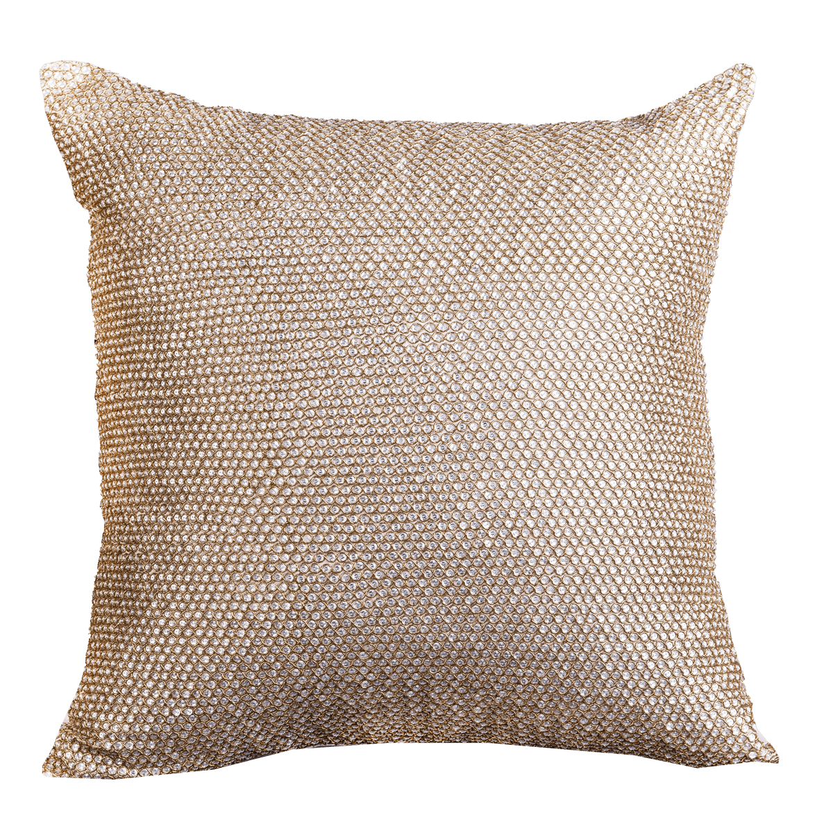 Couch pillow png. Metallic gold throw alepsi