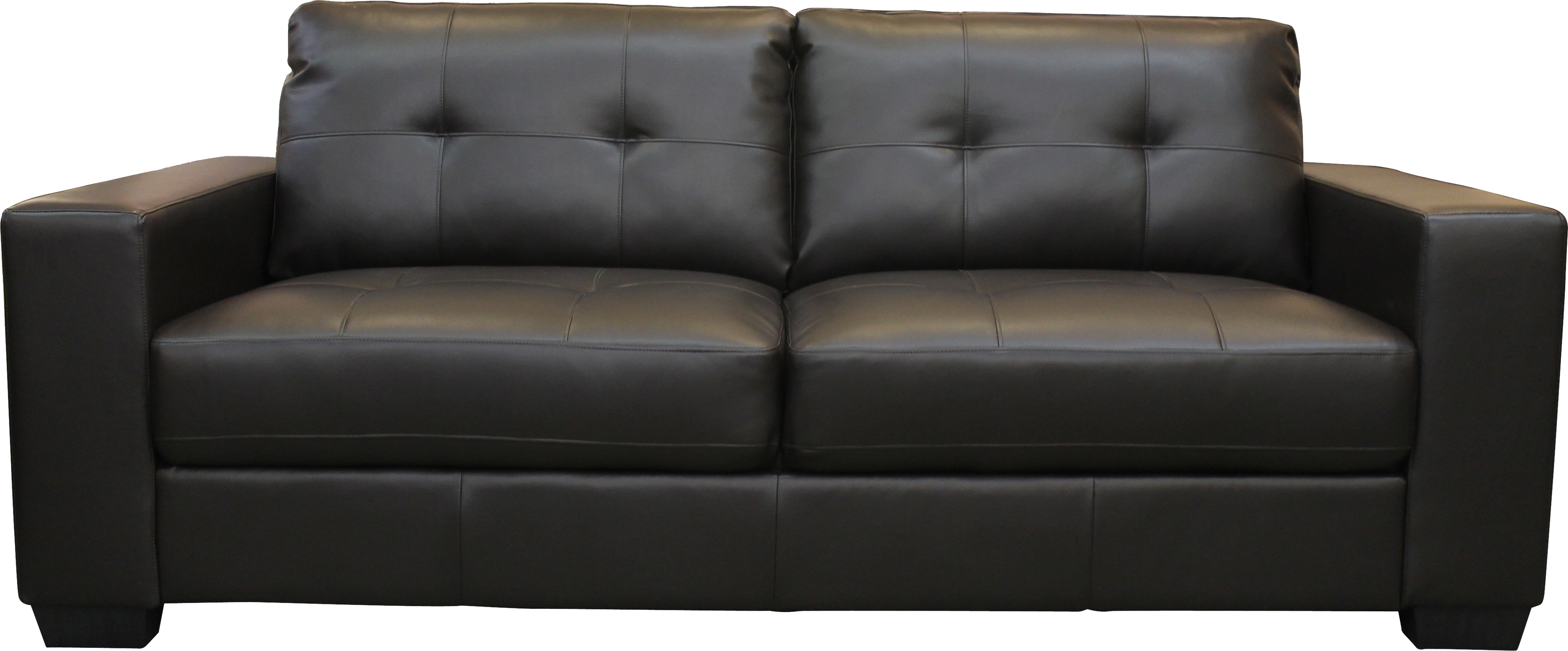 leather couch png