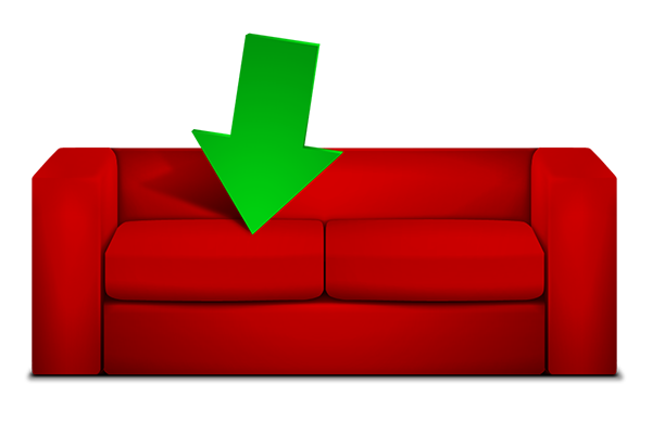 Couch potato png. Couchpotato hosting costs indiegogo