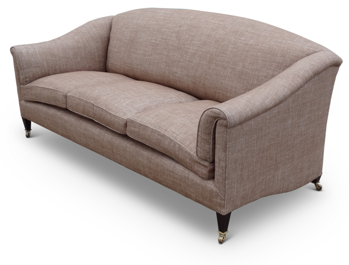 Couch side png. Earlswood sofa black barn